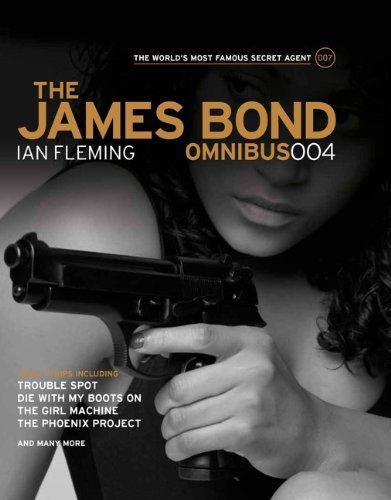 The James Bond Omnibus, Volume 004