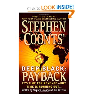 Payback (Stephen Coonts' Deep Black, Book 4) Stephen Coonts and Jim DeFelice