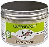 Greendoor Peeling Zucker, Gesichtspeeling für Gesicht,...