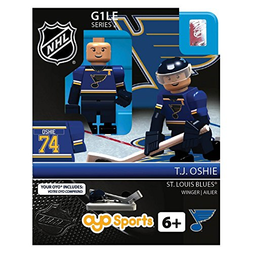 T.J. Oshie NHL St. Louis Blues Oyo G1S2 Minifigure