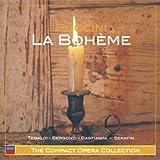 Giacomo Puccini La Boheme (Serafin, Tebaldi, Bergonzi)