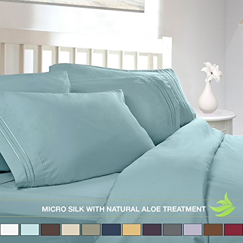 luxury-bed-sheet-set-soft-micro-silk-sheets-queen-size-light-blue-aqua-with-pure-natural-aloe-vera-s