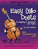 img - for Easy Cello Duets: for Beginning and Intermediate Cello Players book / textbook / text book