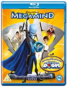 Megamind [Blu-ray] [2010]