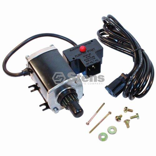 Silver Streak # 435615 Electric Starter Kit for ARIENS 72403600, MTD 951-11196, MTD 751-11196 image