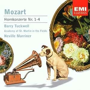 Hornkonzerte 1-4