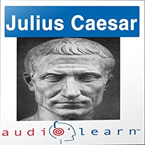 Shakespeare's Julius Caesar AudioLearn Follow-Along Manual Audiobook