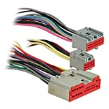 Metra Reverse Wiring Harness 71-5520-1 for Select 2003-up Ford, Lincoln, Mercury Vehicles OEM Premium Audio