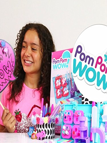Pompom Wow Unboxing and Tutorial