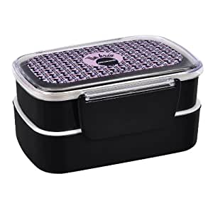derri re la porte dlp lunch box pink purple kitchen home. Black Bedroom Furniture Sets. Home Design Ideas