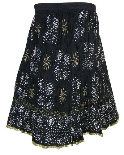 Gift for Women Floral Print Skirt India