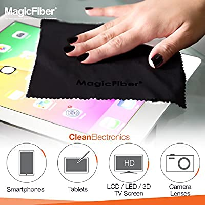 Cleaning Kit / MagicFiber Microfiber Cleaning Cloth