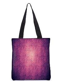 Snoogg Abstract Design Digitally Printed Utility Tote Bag Handbag Made Of Poly Canvas - B01C8M7AEG