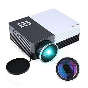 Crenova xpe350 mini portable projector 480 for Mini portable projector for ipad