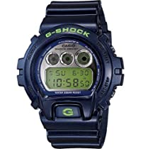 G-Shock 6900 Classic Watch Navy Mirror-Metalic 6900 Ltd, One Size