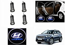 Speedwav Car Door Ghost Shadow LED Light Set Of 4-Hyundai Creta