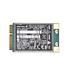 Brand New Unlocked F5521GW 21Mbps Wireless Card 3G Module for HP Laptop Touchpad HSPA 850/1900/2100MHZ EDGE/GPRS/GSM 850/900/1800/1900 MHz