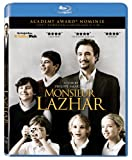 Cover art for  Monsieur Lazhar [Blu-ray]