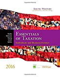 img - for Essentials of Taxation 2016: Individuals and Business Entities (South Western Federal Taxation) book / textbook / text book