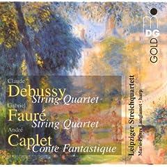 Debussy/Faure/Capalet