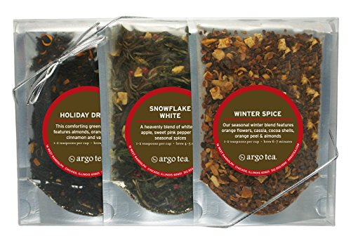 Holiday Teas - Loose Leaf Tea Sampler Set