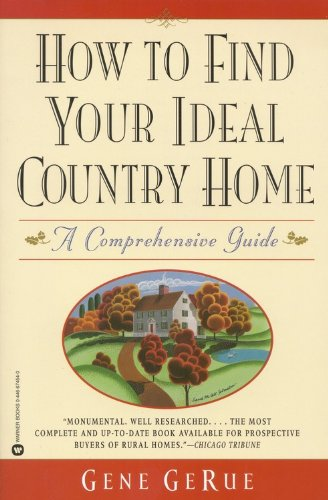 How to Find Your Ideal Country Home: A Comprehensive Guide