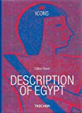 img - for Description of Egypt Beschreibung Agyptens/Description de l'Egypte book / textbook / text book