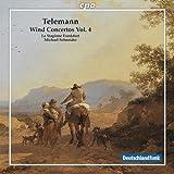 V 4: Wind Concertos