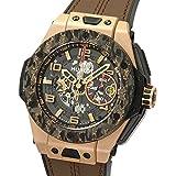 [ウブロ]HUBLOT ビッグバン フェラーリ カーボン 401.OJ.0123.VR 限定 腕時計 [並行輸入品]