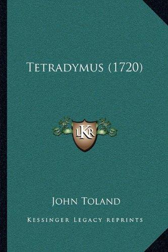 Tetradymus (1720)