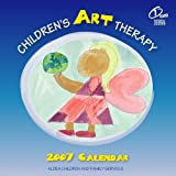 Children's Art Therapy 2007 Monthly Wall Calendar