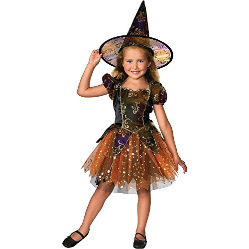 Elegant Witch Kids Costume