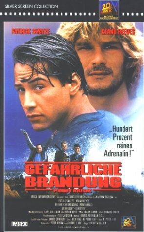 Gefährliche Brandung - Point Break [VHS]