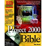 Microsoft Project 2000 Bible