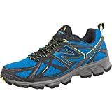 New Balance Mens M610 V3 Trail Running Shoes Blue/Grey