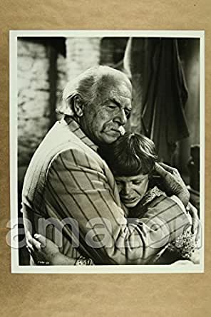 """Vintage Photo of MITCH VOGEL, WILL GEER """"The Reivers"""