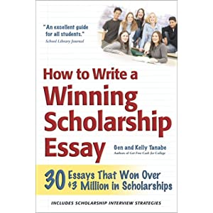 writing a winning nursing scholarship essay
