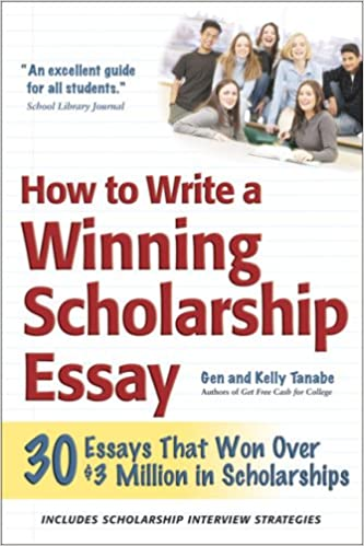 Tips for Writing Winning Essays - Office of Financial Aid and