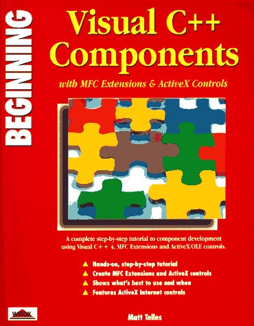 Beginning Visual C++ Components (Beginning Mfc Programming compare prices)