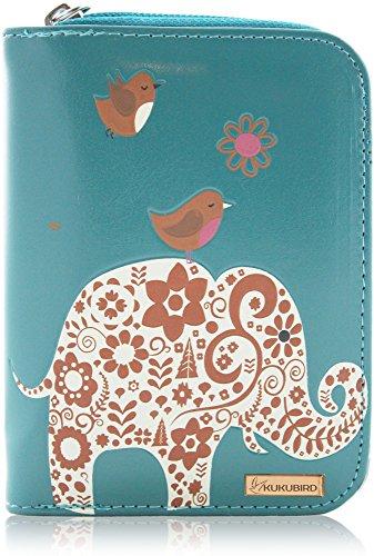 Kukubird RF13DELE Elephant & Two Nightjars MEDIUM