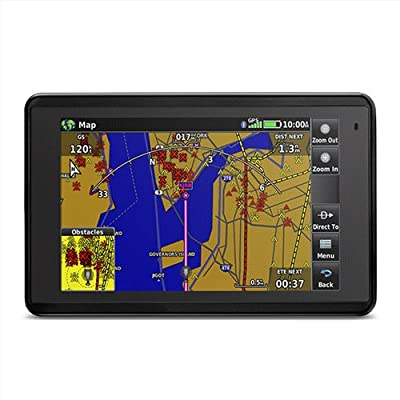 Garmin aera660 Touchscreen Aviation GPS Portable by Garmin