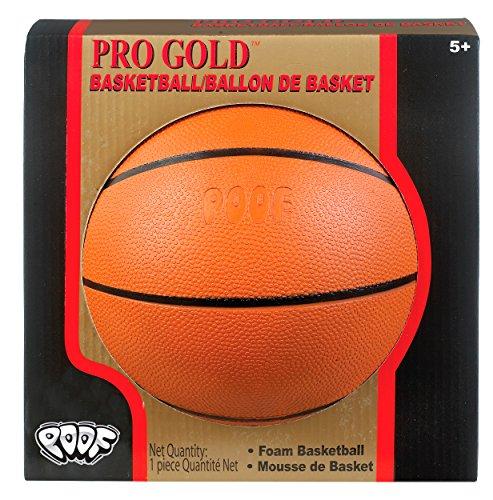 Slinky Pro Gold 7-Inch Foam Basketball - 1