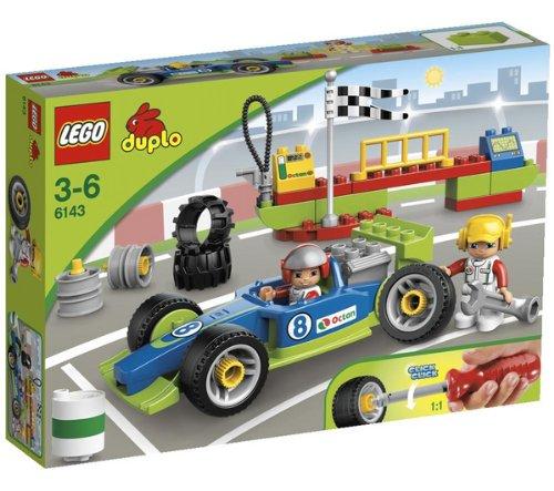 Lego Duplo – Rennfahrzeug – 6143 günstig bestellen