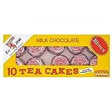 Tunnock's Milk Chocolate Teacakes (10 per pack - 275g)
