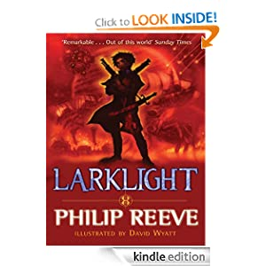 Kindle Book Bargains: Larklight, by David Wyatt (Author), Philip Reeve (Author), David Wyatt (Illustrator). Publisher: Bloomsbury Childrens (July 4, 2011)