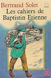 Les  Cahiers de Baptistin Étienne