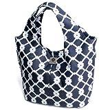 Bella Tunno Signature Collection Bucket Bag, Navy