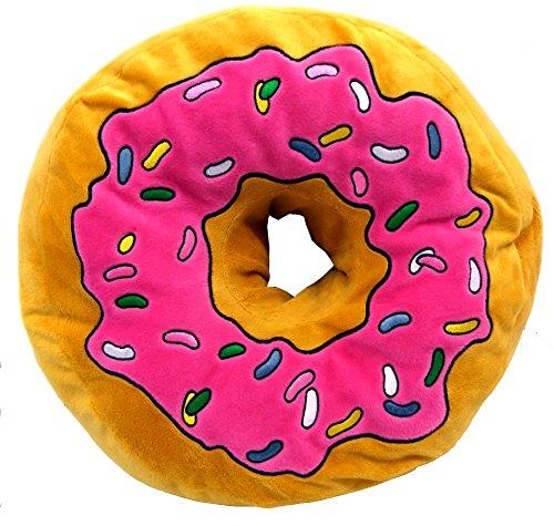 Brigamo-16840-XXL-Plsch-Donut-Kissen-Kuschelkissen-extra-dick-und-extra-flauschig