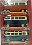 Diecast VW Camper 1962 Classic Micro Bus *1:24Sc* Welly