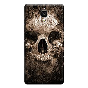 Ebby Premium Printed Back Case Cover With Full protection For Xiaomi Mi 4 (Designer Case)